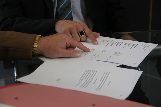 podpisy smluv